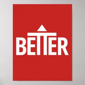 Póster Mejor