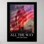 Poster militar