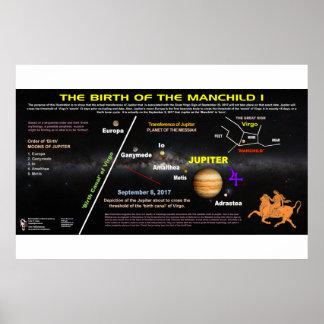 Póster Muestra de la revelación 12 - Manchild 1