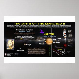 Póster Muestra de la revelación 12 - Manchild 2