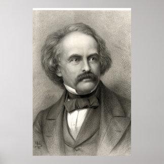 Póster Nathaniel Hawthorne