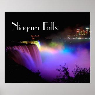 Poster/Niagara Falls Póster