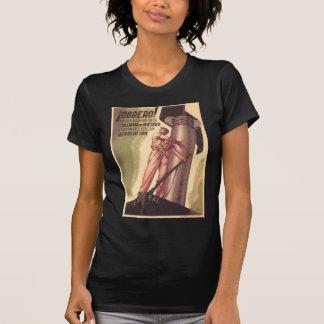 Poster original 1936 de la guerra civil CNT-FAI de Camisetas