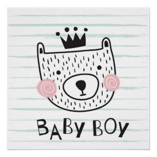 Pósters de bebés en Zazzle