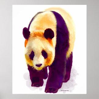 Póster Panda 3