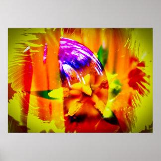 Póster Perfección abstracta 24