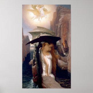 Póster Perseus y Andromeda