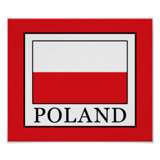 Póster Polonia