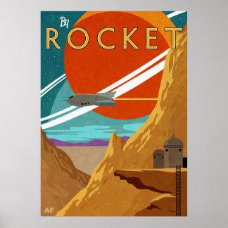 Póster Por Rocket