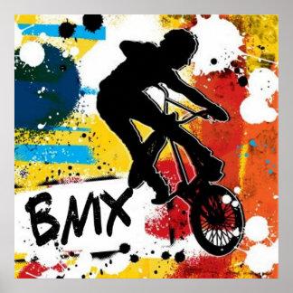 Póster Poster de BMX