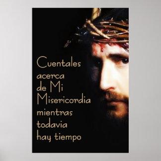 Póster Poster de Espanol del español de Jesús Divina