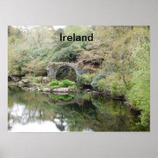 Póster Poster de Irlanda