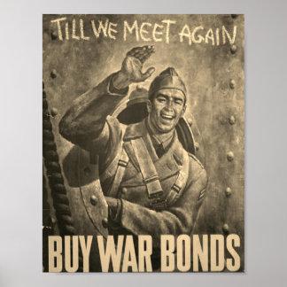 Póster Poster de la Segunda Guerra Mundial