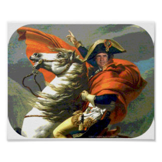 Póster Poster de Napoleon Bonaparte