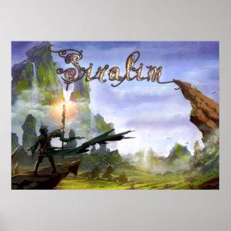Póster Poster de Siralim (pantalla del título)