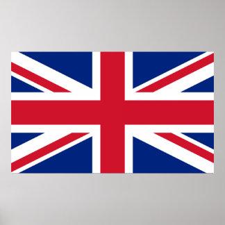 Póster Poster de Union Jack