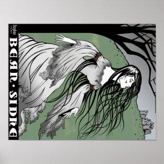 Póster Poster del ejemplo de la fantasía de la hada