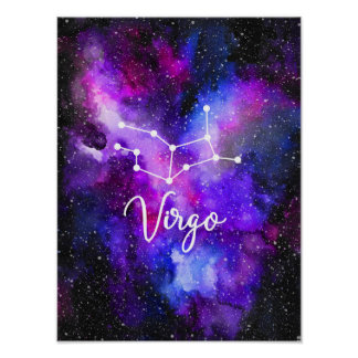 Póster Poster del virgo