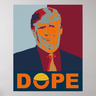 Póster Poster perdido del Anti-Triunfo de la esperanza