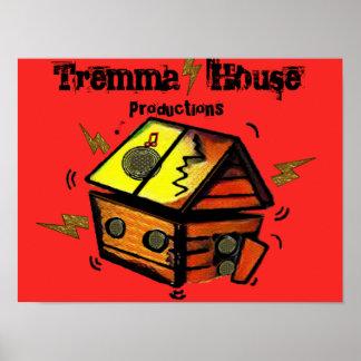 Póster Producciones de la casa de Tremma