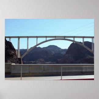 Póster Puente del Preso Hoover
