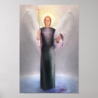 Póster Raphael del santo