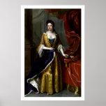 Póster Reina Anne de Gran Bretaña y de Irlanda