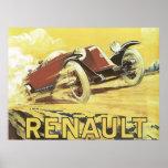 Póster Renault