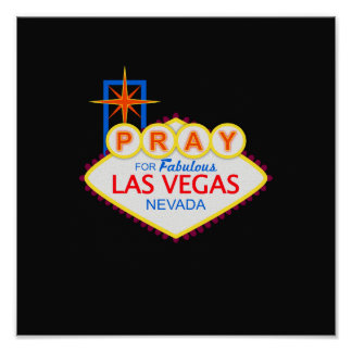 Póster Ruegue para el poster de Las Vegas