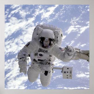 Póster Spacewalk