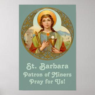 "Póster St. Barbara (BK 001) 11"" x16.5"" poster #1"