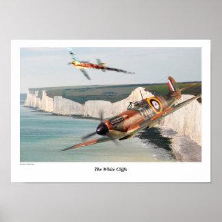 Póster Supermarine Spitfire
