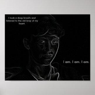 Poster - Sylvia Plath Póster