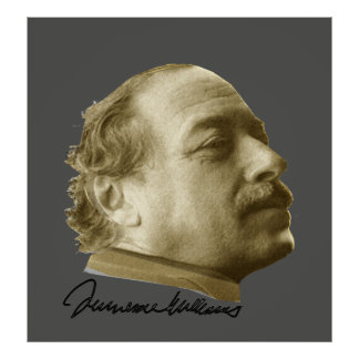 Póster Tennessee Williams