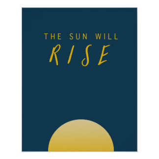 Póster The Sun subirá