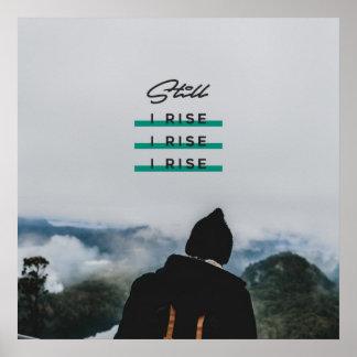 Póster >>Todavía yo poster de Rise>>