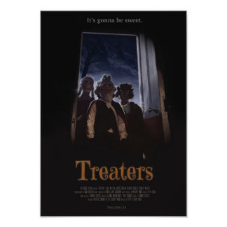Póster Treaters - poster del lustre A3