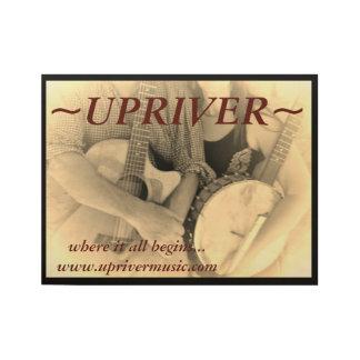 Poster Upriver