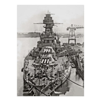 Póster USS Arizona