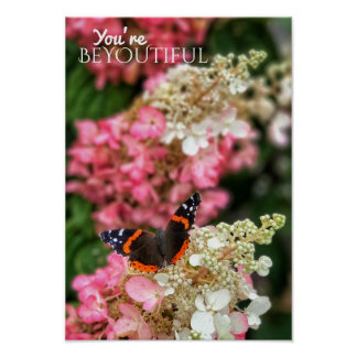 Póster Usted es poster de BeYOUtiful