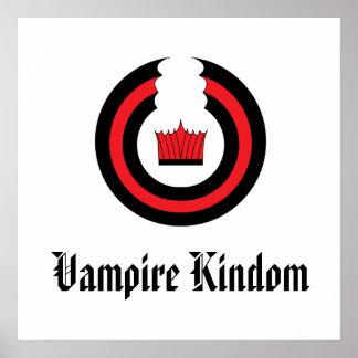 Póster Vampiros Kindom