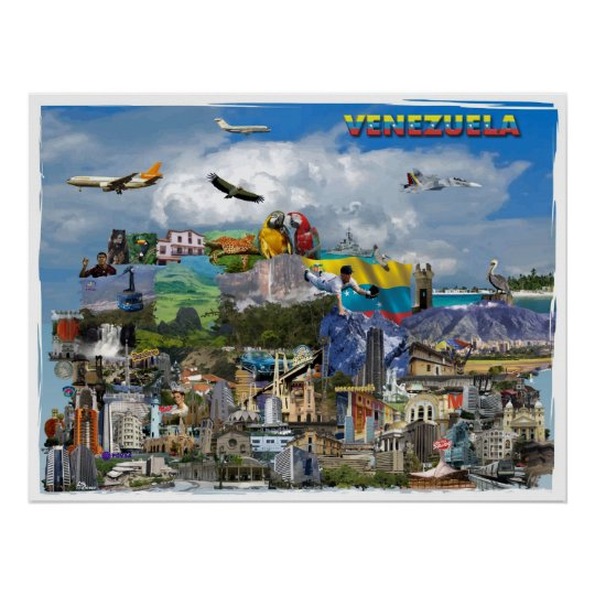 Póster Venezuela