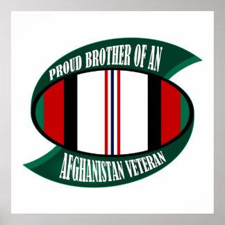 Póster Veterinario Brother de Afganistán