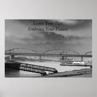 Poster-Viaje de motivación Póster