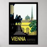 Póster Viena