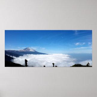 Póster Volcán del Teide - Tenerife - Canarias 3