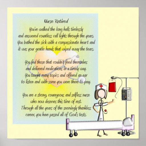 Poemas Para Una Enfermera Jubilada