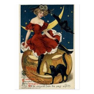 Posters de la obra clásica de las tarjetas de feli tarjetas postales