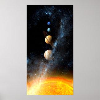 Posters del espacio