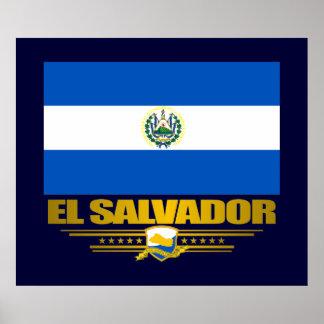 """""""Posters y impresiones del orgullo de El Salvador"""""""